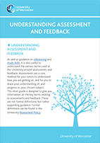 Understanding Assessment & Feedback