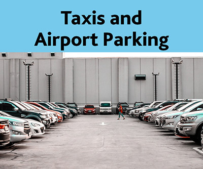 Taxis and Airport Parking