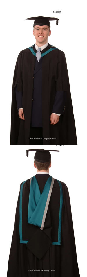 University of Worcester - Registry Services - Academic Gown Hire